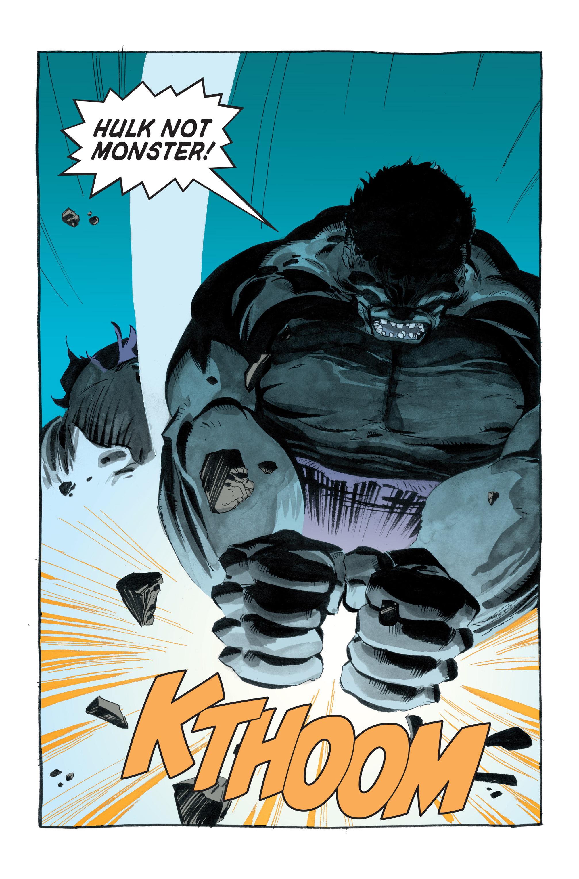 Read online Hulk: Gray comic -  Issue #3 - 7