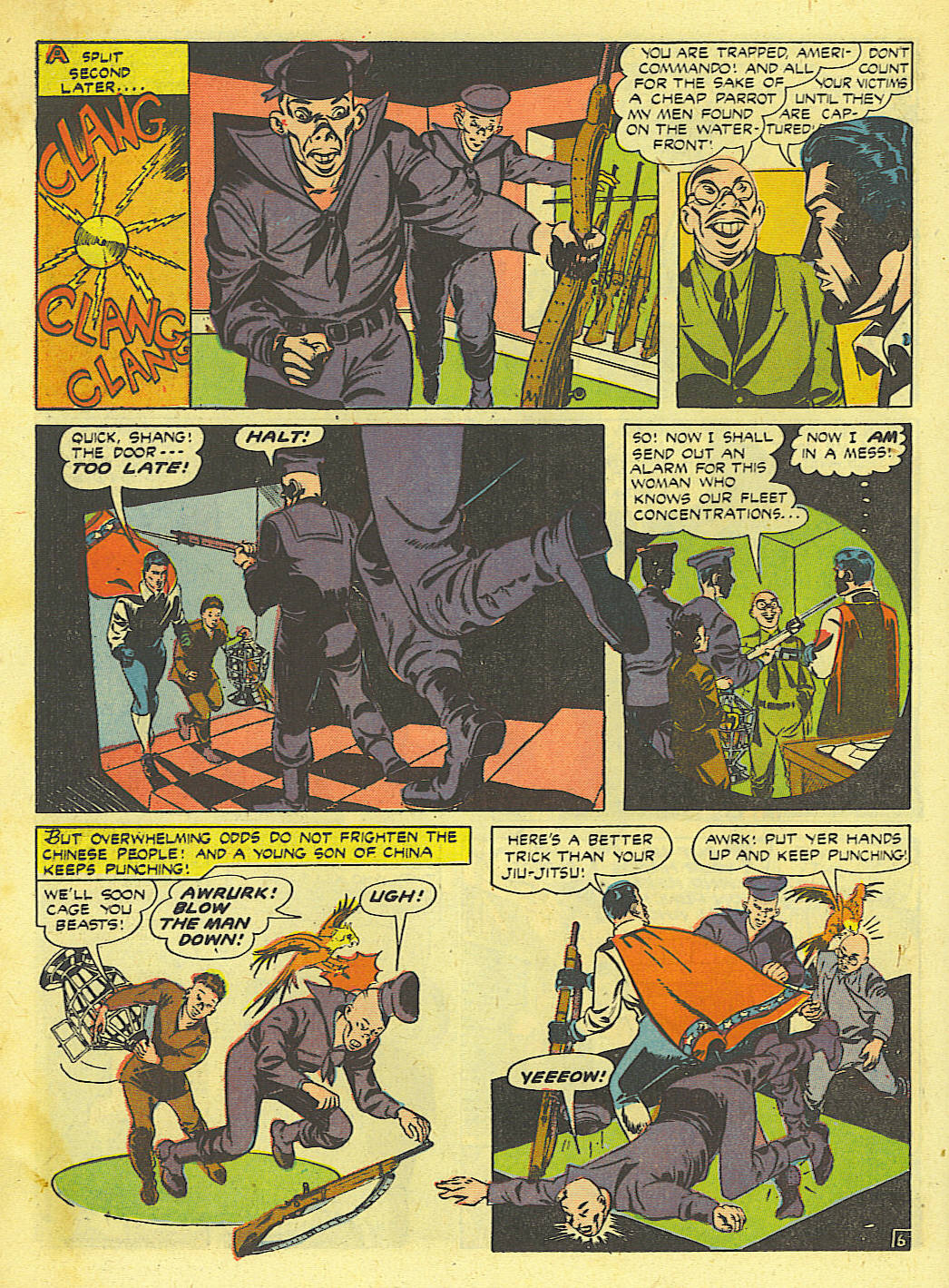 Read online Action Comics (1938) comic -  Issue #67 - 44