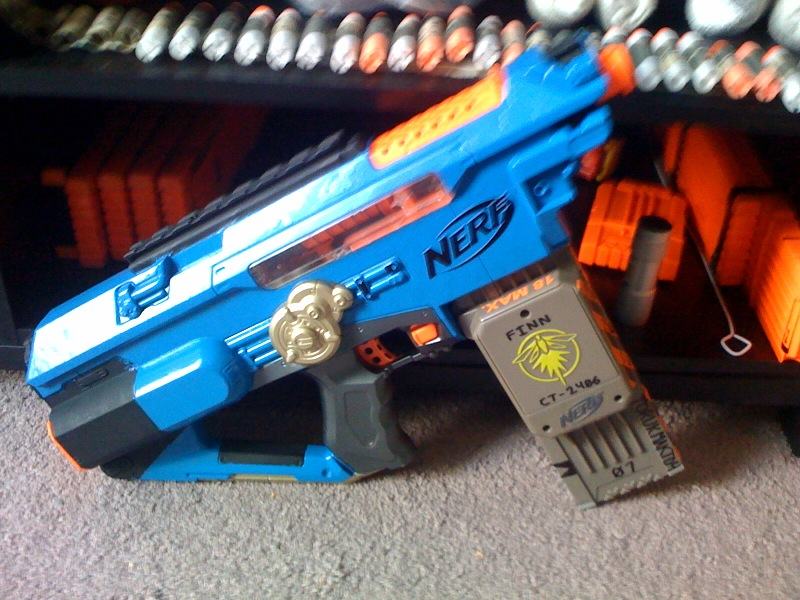 The Dart Zone Build Stampede Guardian Pdw