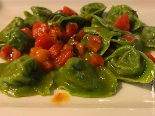 Comer en Cortina d'Ampezzo Italia