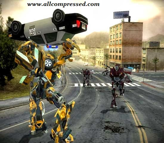 Free Download Pc Games And Software Transformers The Game