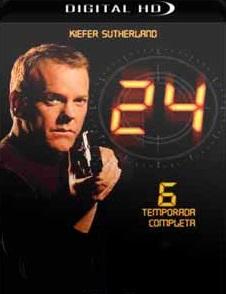 24 Horas 2007 6ª Temporada Completa Torrent Download – WEB-DL 720p Dual Áudio
