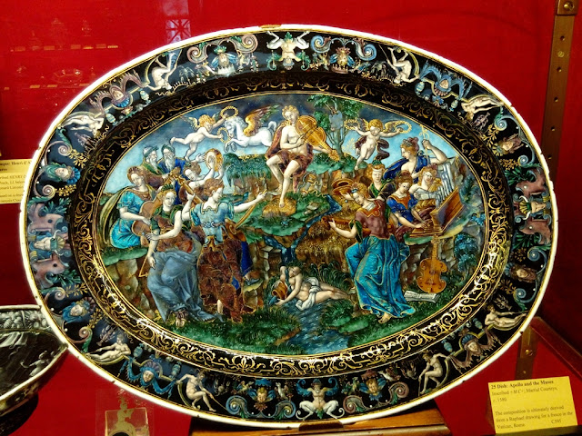 Dish from the Wallace collection