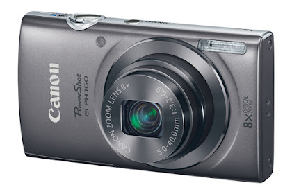 Canon PowerShot ELPH 160 Driver Download Windows, Mac