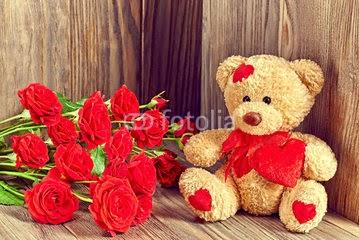 Message  d'amour saint-valentin