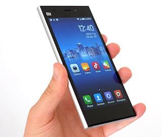 Xiaomi MI 3 Ponsel murah kurang dari 1 juta