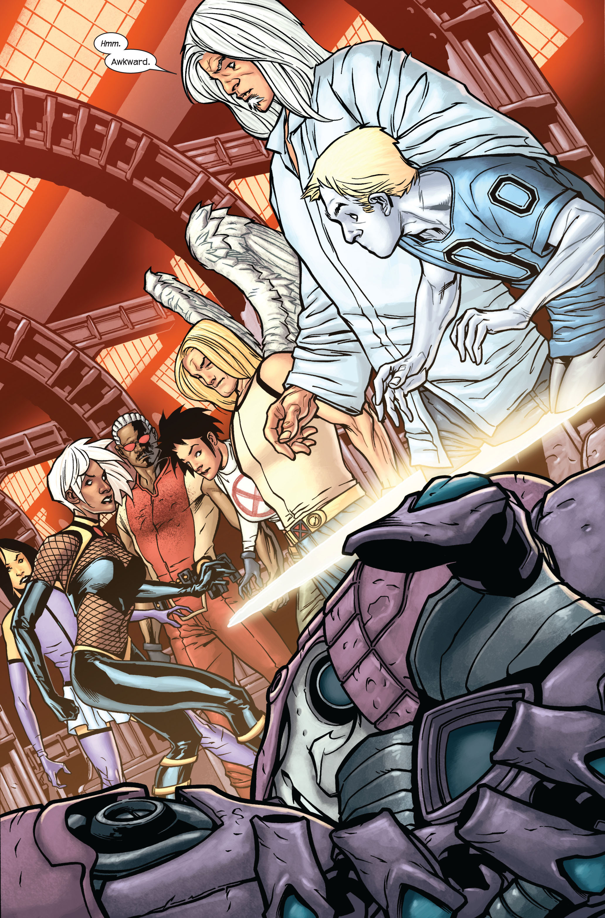 Read online Ultimate X-Men comic -  Issue #87 - 7