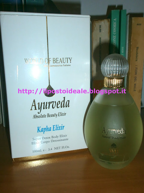 World of Beauty Kapha Elixir