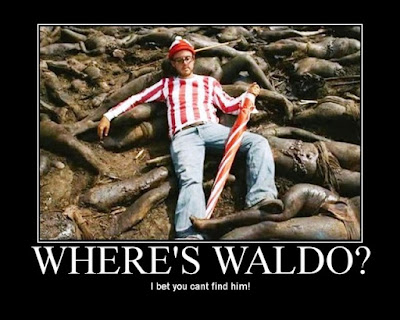mel gibson where's waldo apocalypto