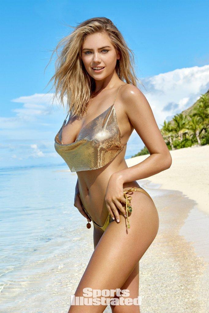 Kate Upton – Sports Illustrated Swimsuit 2017 Photoshoot ...