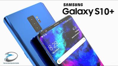 Kereen! Samsung Galaxi S10 Akan Punya 3 Kamera Yang Canggih Serta Menggunakan Sensor 3D