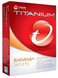 Trend Micro Titanium Antivirus  sundeep maan