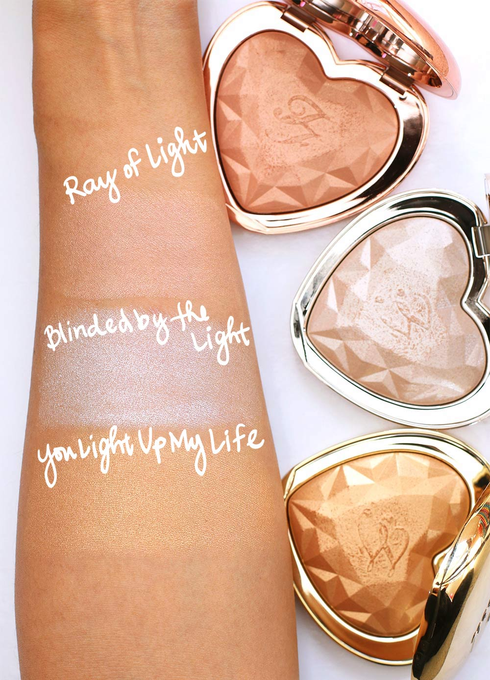 Anti Haul Blog What I M Not Buying Too Faced Love Light
