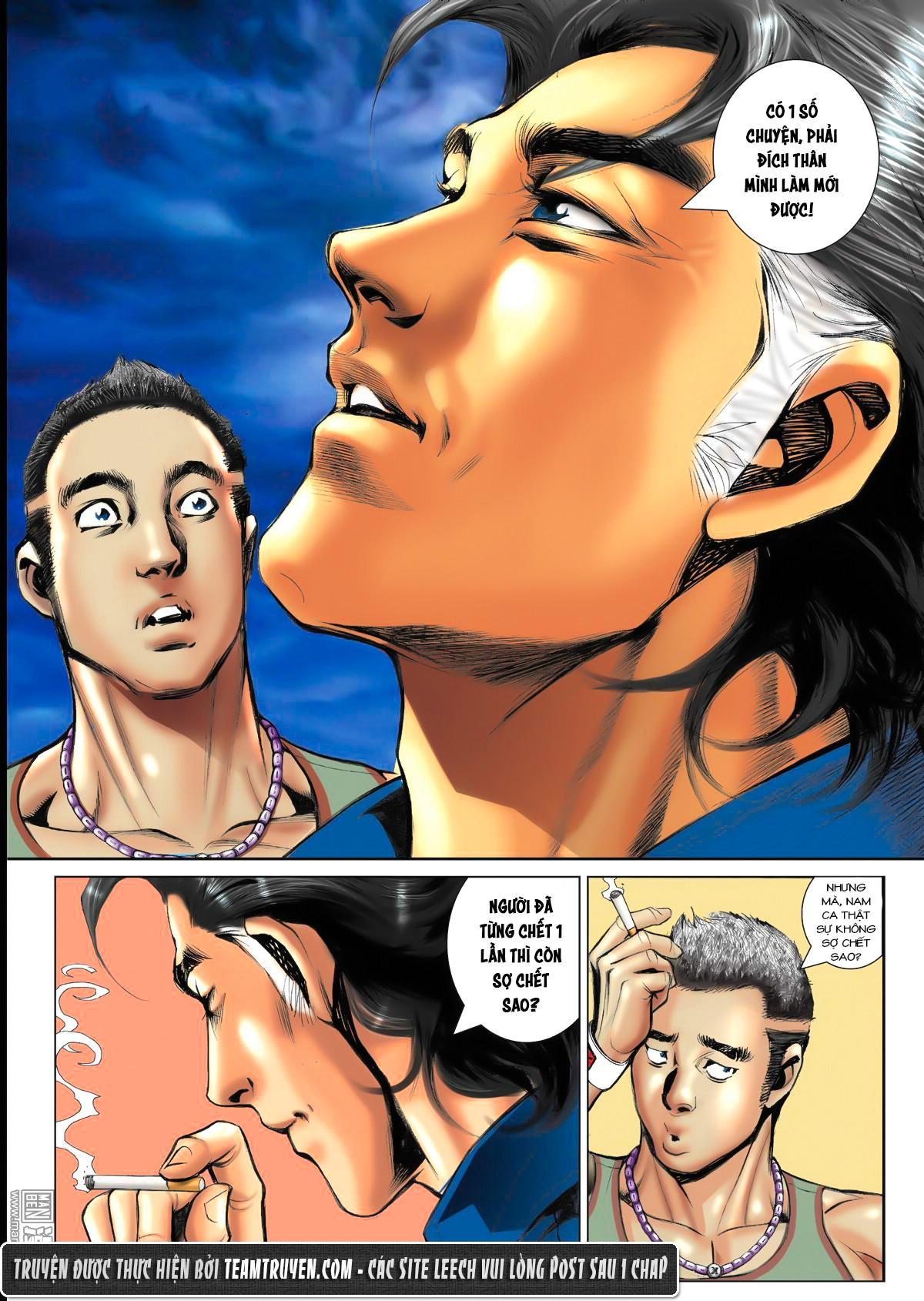 Người Trong Giang Hồ NetTruyen chap 1503 - Trang 22