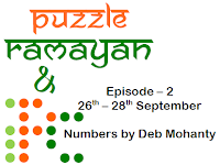 Numbers-Puzzles Ramayan Episode 2