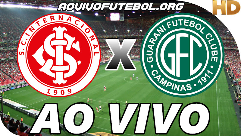 Assistir Internacional x Guarani Ao Vivo