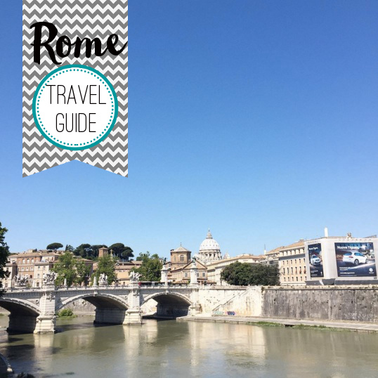 Travel diary: 24 hours in Rome