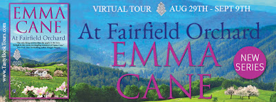 {Review | Excerpt | Giveaway} At Fairfield Orchard (Fairfield Orchard #1) – Emma Cane