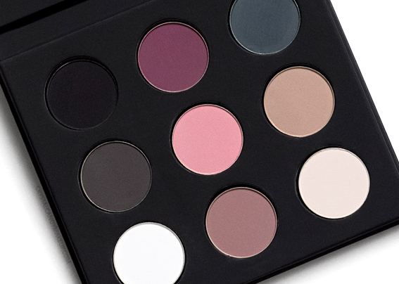 Make Up For Ever Artist Shadow Palette 4 Review