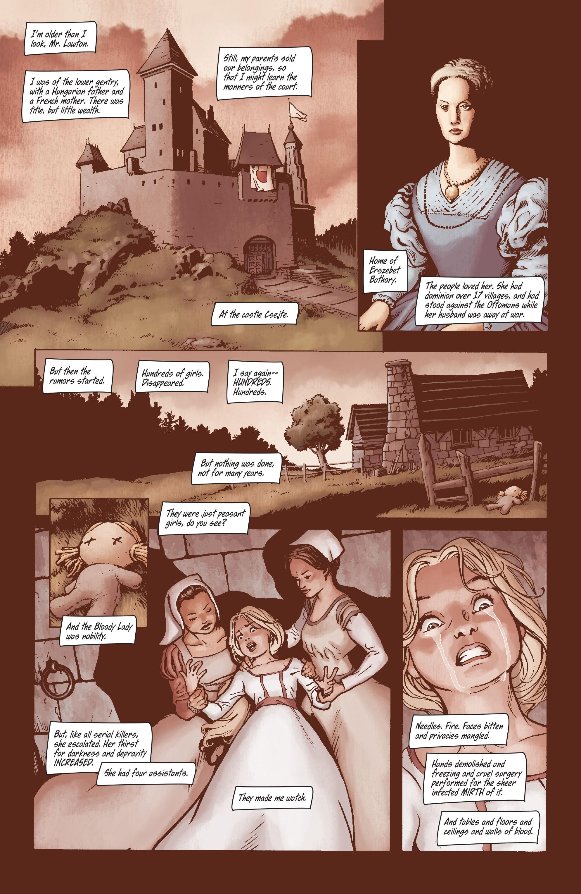 Read online Secret Six (2008) comic -  Issue #6 - 14