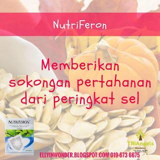 Kebaikan Nutriferon Shaklee | Pengedar Shaklee Malaysia