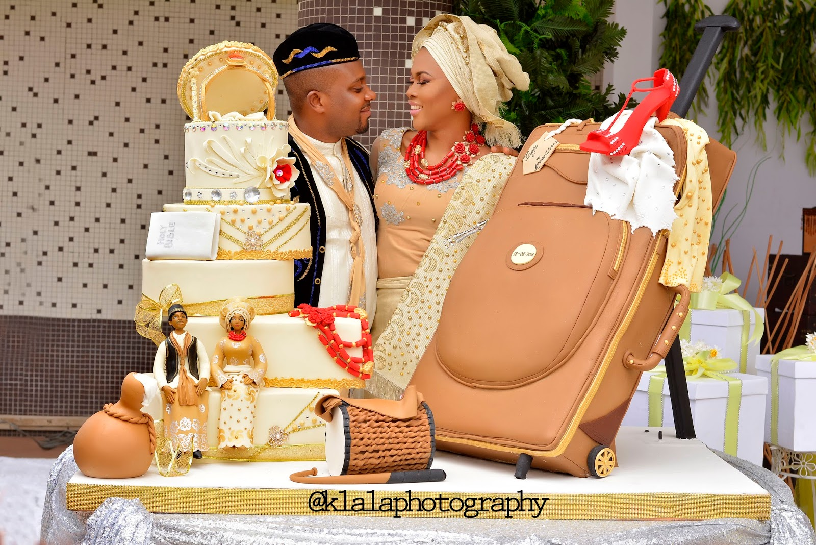 wedding cakes in nigeria 2016 when the baker becomes the olamide of sweet 24714