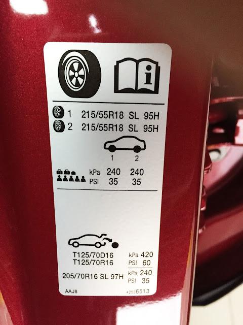 Áp suất lốp tiêu chuẩn của xe Chevrolet | Áp suất lốp xe Chevrolet | Chevrolet Cruze | Chevrolet Trax | Chevrolet Colorado | Chevrolet Captiva