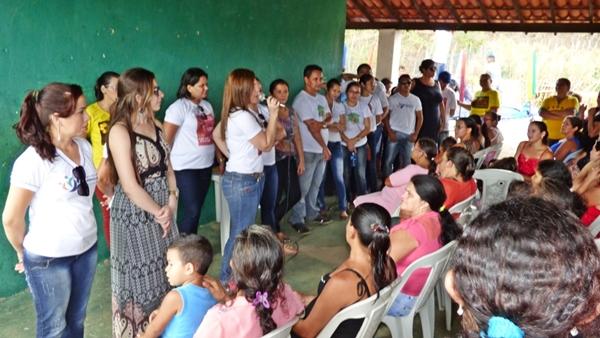 Ação Social Itinerante atende mais de 300 famílias da zona rural de Cocal - Imagem 4