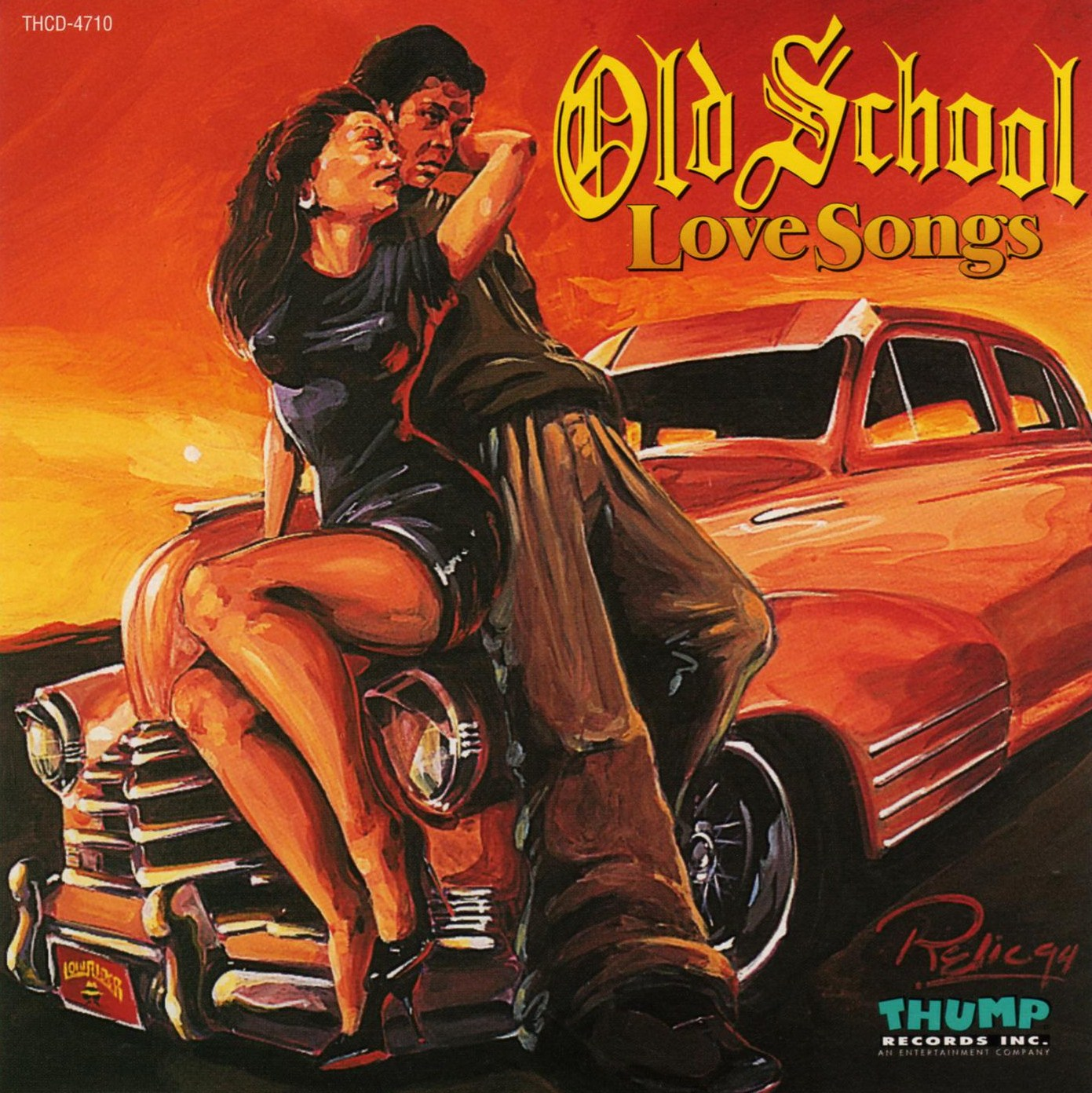 Oldschool Musik