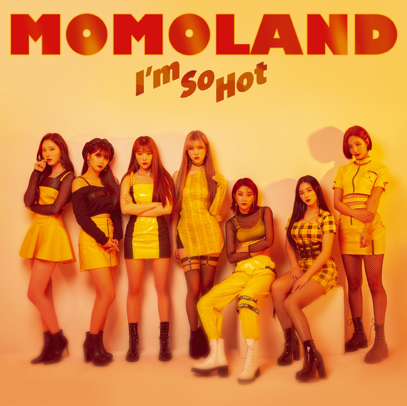 MOMOLAND – I'm So Hot -Japanese ver.- – EP (ITUNES PLUS AAC M4A)
