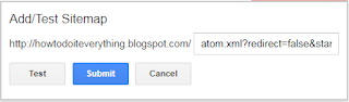 how to add sitemap to webmaster tools, sitemap add to webmaster