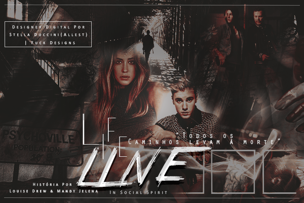 DS: LifeLine | Louise Drew & Mandy Jelena.