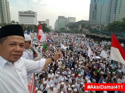 Fahri: Jokowi, Berhentilah Mengundang Satu Kelompok untuk Meredam yang Lain, Jadilah Pemimpin untuk Semua