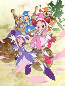 Ojamajo Doremi Sharp audio latino