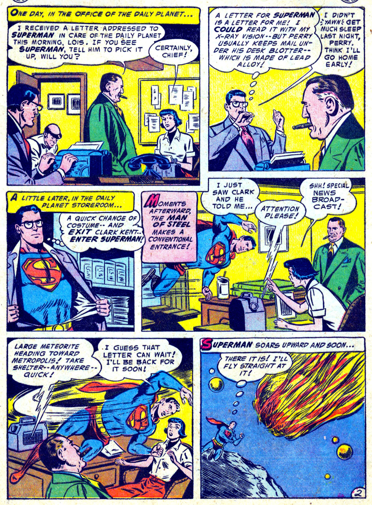 Read online Action Comics (1938) comic -  Issue #204 - 3