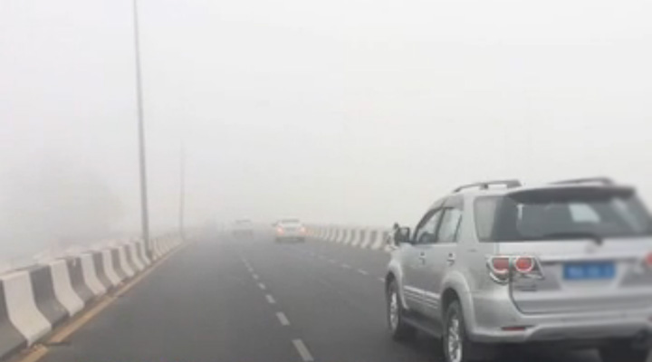 fog-in-amroha-district