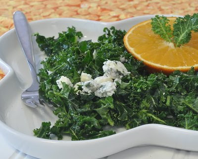 Quick 'Massaged' Kale Salad