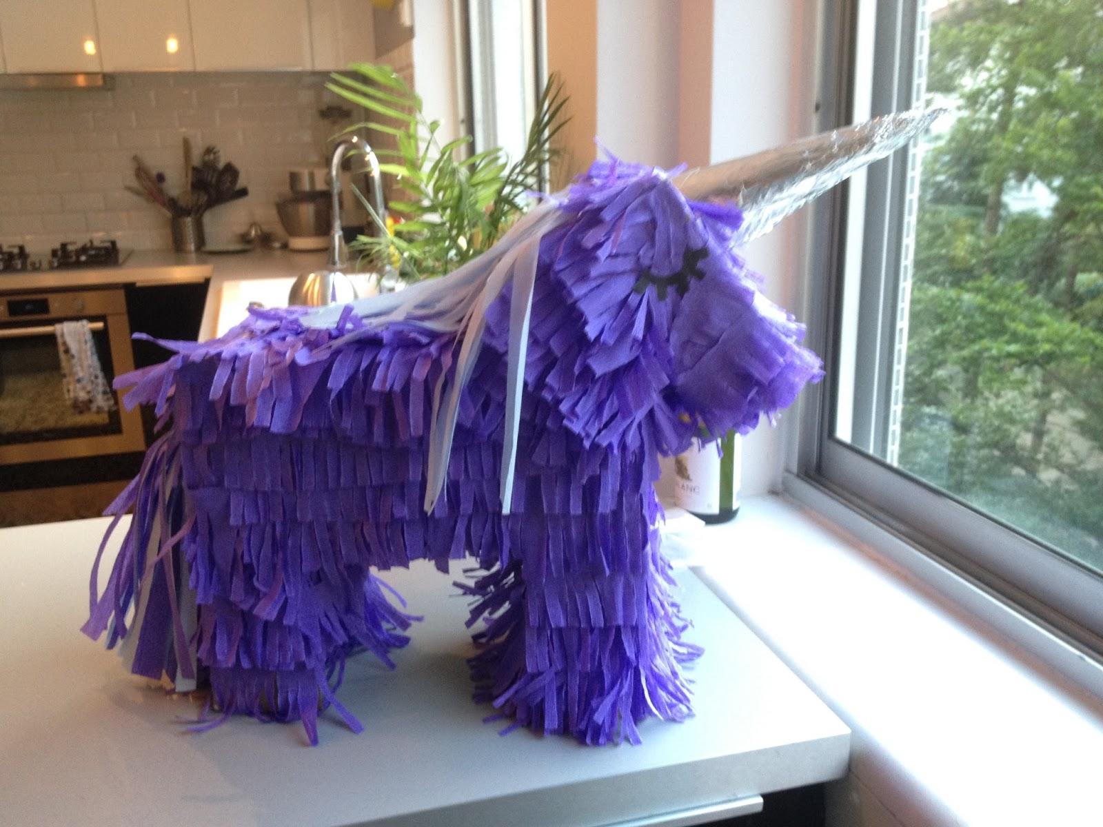 Bien-aimé Comment fabriquer une piñata licorne #DIY EI03