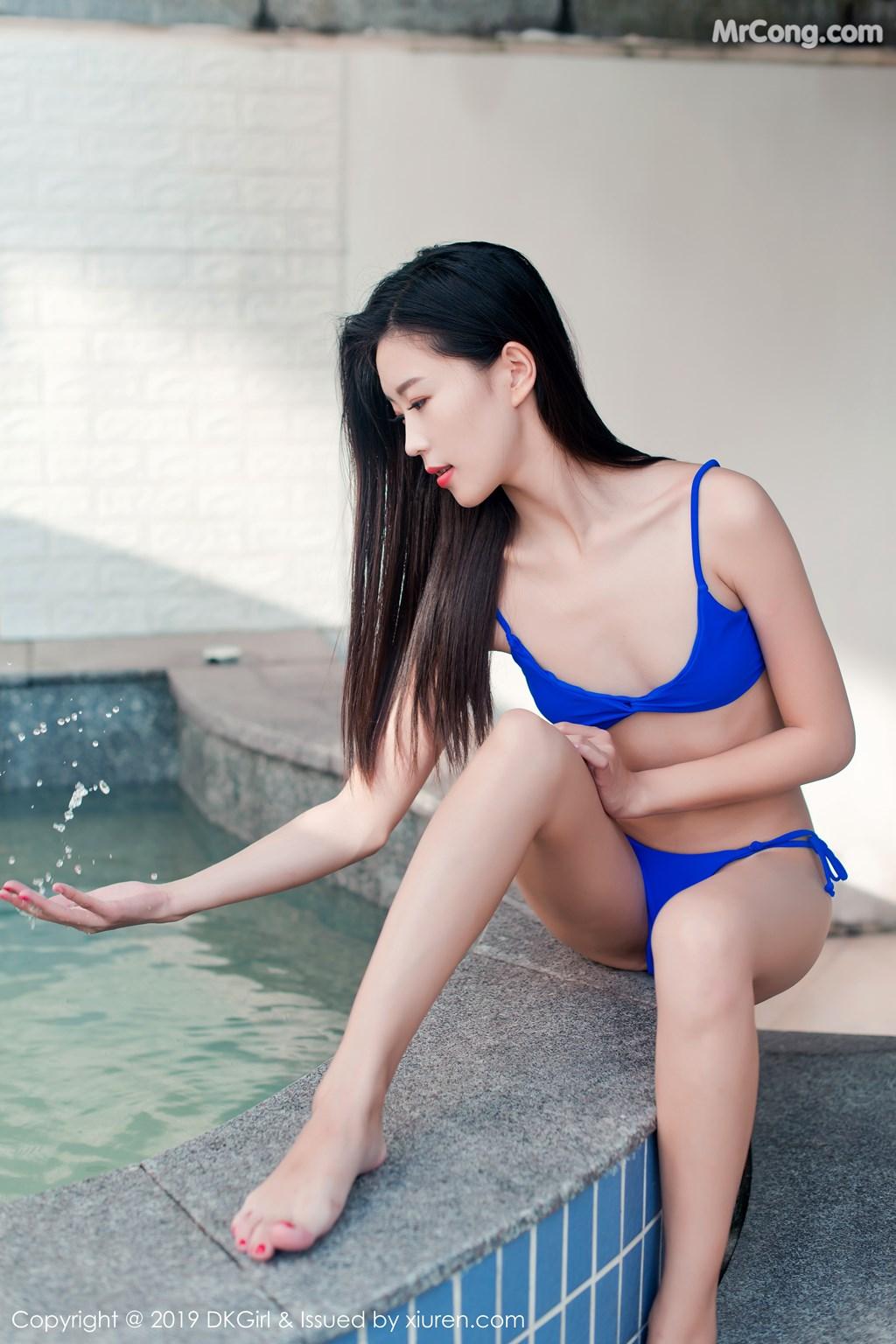 Image DKGirl-Vol.119-Alice-MrCong.com-007 in post DKGirl Vol.119: 小子怡Alice (38 ảnh)