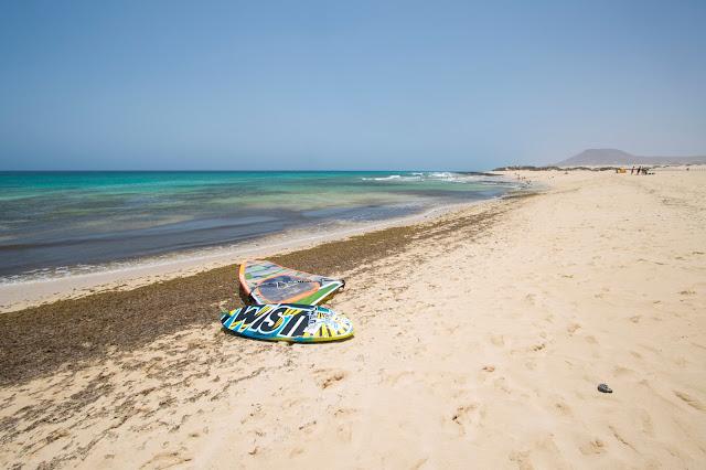 Spiaggia di Corralejo-Fuerteventura