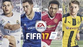 FIFA 17 تصدر بتاريخ 27 سبتمبر القادم وبنسخة أيضا لأجهزة الجيل السابق المنزلية