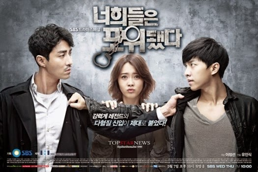Image result for Drama Korea You're All Surrounded