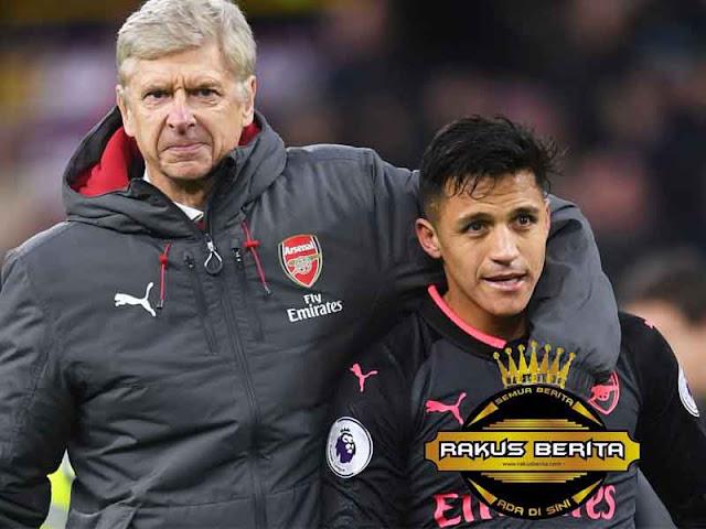 Wenger Akui Hitungan 2 Hari Kedepan Sanchez Bisa Pergi