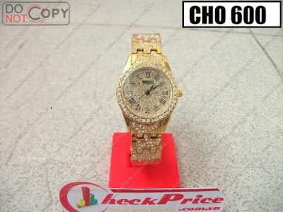 đồng hồ nữ chopad 600