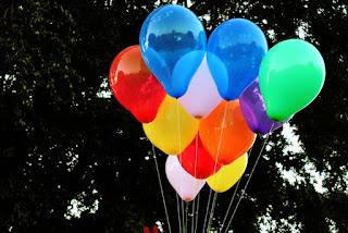 Dekorasi Balon Gas Helium
