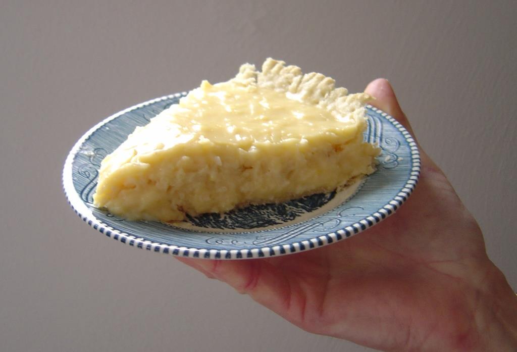 A Piece of My Lemon-Lime Cream Pie Image