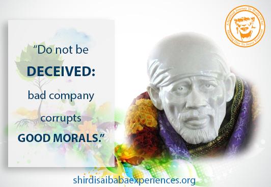 Baba Is My Saviour - Anonymous Sai Devotee