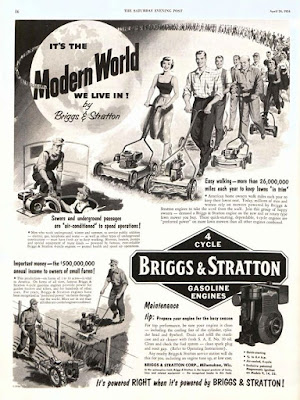 Briggs & Stratton -- Modern World