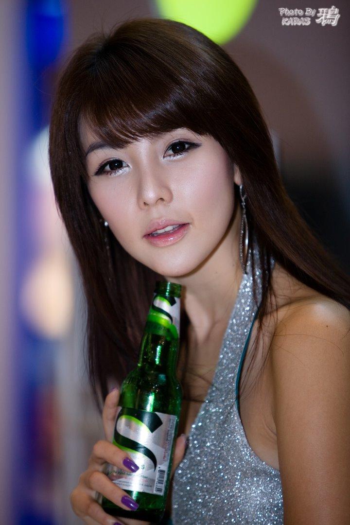 Korean Sexy Girl  Lee Ji Woo - 2000 Idols-3916