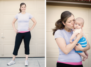 7 magic solutions  for losing weight after pregnancy